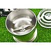 Кофемолка Rainberg Германия 300 вт ,кавомолка для измельчения кофе, орехов, сухих бобов и зерновых культур, фото 6