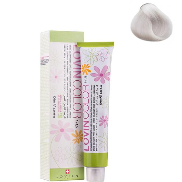 Стойкая крем-краска для волос Lovien Essential Lovin Color №00 Нейтральный 100 мл