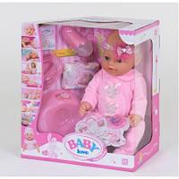 Кукла Пупс функциональный игрушка кукла BL 023 A с аксессуарами