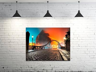 Картина на холсте DK Store (S4560-g255)