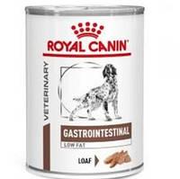 Лечебный влажный корм для собак Royal Canin Gastro-Intestinal Low Fat Canine Cans 410 г