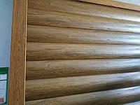 Металевий сайдинг, Блок-хаус Колода структурний Структурна сосна, фото 1