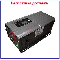 Гибридный ИБП Luxeon EP30-2024C PRO 2000ВА (2000Вт) 24В, фото 1