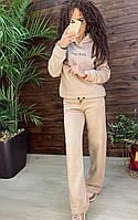 Женский спортивный костюм с начесом Style, фото 1