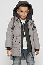 Зимняя куртка для мальчика DT-8290, 110,116 р-ры