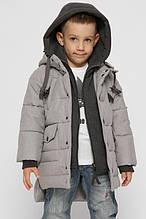 Зимова куртка для хлопчика DT-8290