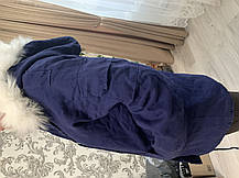 Женская осенне-зимняя Легкая куртка на искусственном меху уценка, фото 2