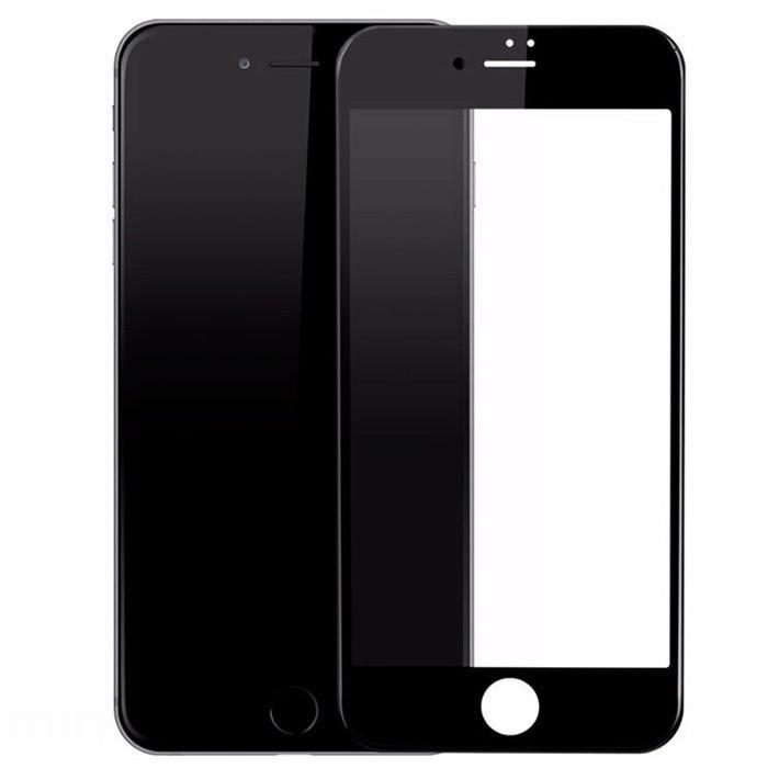 Захисне скло Walker 5D Full Glue для Apple iPhone 7 Plus / 8 Plus Чорний (hub_fdcc16507)