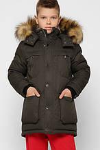 Зимняя куртка для мальчика DT-8312, 116-152  р-ры