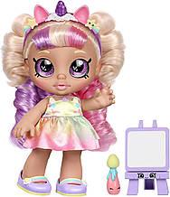 Кукла Кинди Кидс Мистабелла - художник / Kindi Kids Fun Time Friends Pre-School 10 inch Doll - Mystabella
