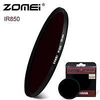 Інфрачервоний світлофільтр ZOMEI - IR 850, 49 мм