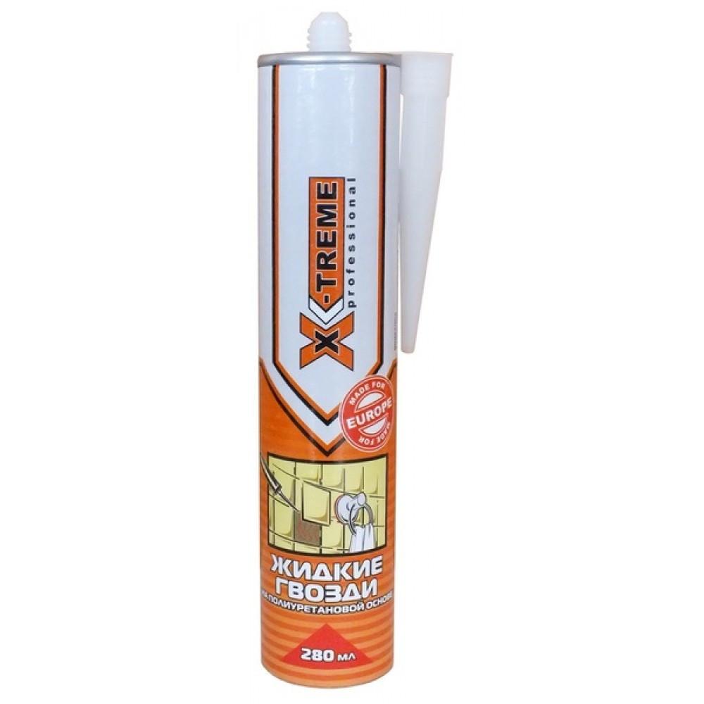 Клей жидкие гвозди на полиуретановой основе 420 гр (280 мл)