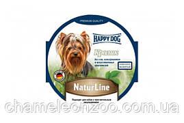 Консерва для собак Happy Dog NaturLine с Кроликом 85 грамм