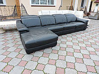 Шкіряний диван , кожаный диван , модерн , релакс , реклайнер , мега