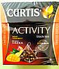 Чай Curtis Activity (имбирь-грейпфрут) 18 пирамидок черный