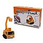 Индуктивный игрушечный автомобиль Inductive Truck индуктивная машинка, фото 4