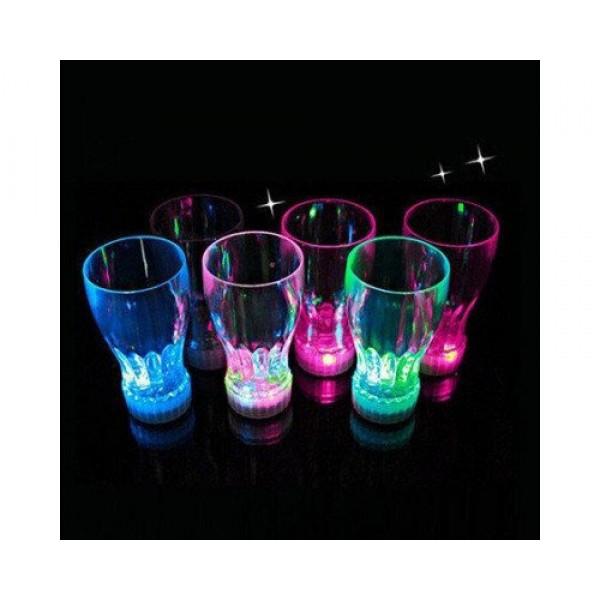 Стакан с подсветкой color cup стакан с LED подсветкой