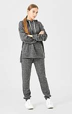 Женский спортивный костюм - кофта  с удлиненной спинкой (4 цвета), фото 3