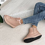 Высокие кроссовочки Материал эко-кожа Сезон зима  В5510, фото 9