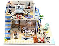 Интерьерный 3D конструктор DIY mini house MD 2503 М032
