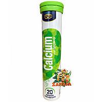 Шипучие таблетки-витамины Kruger Calcium