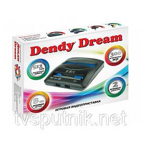 Ігрова приставка Dendy Dream 300 ігор