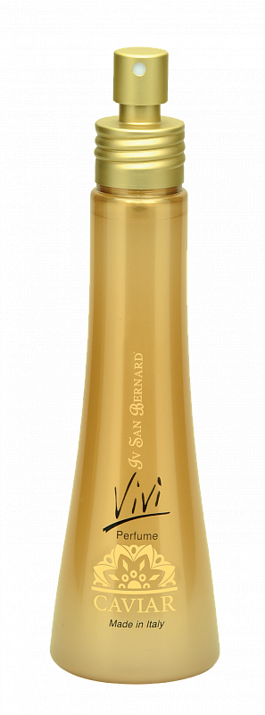 Парфюм для собак Iv San Bernard Caviar Vivì Perfume, привлекательный тонкий аромат, 100мл