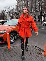 Шикарное кашемировое пальто-жакет, фото 1