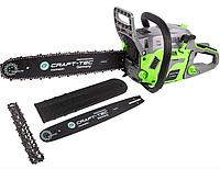 Бензопила Craft-tec CT-6900 New!!! (2 шины, 2 цепи)