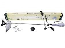Электрокоса Craft-Tec CGT-2500 (CXGS-2500) (велосипедная ручка, цельная штанга)
