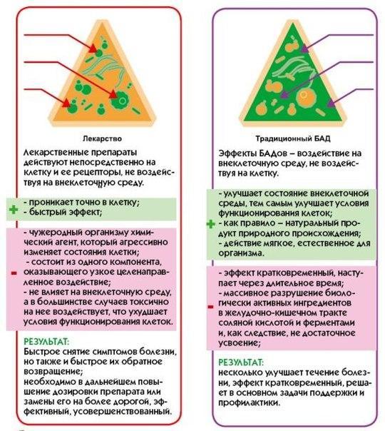 Сравнение бад и лекарства. Картинка 4.2.