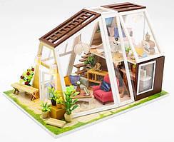 Интерьерный 3D конструктор DIY mini house MD 2505 М902