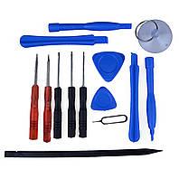 Набор инструментов для ремонта мобильных телефонов 14 в 1 (НИ-1030-4), фото 1