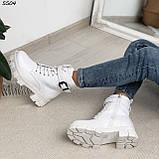 Ботиночки Материал эко-кожа Сезон зима Внутри эко-мех В5504, фото 10
