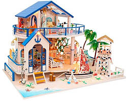 Интерьерный 3D конструктор DIY mini house MD 2506 13844