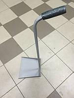 Совок для мусора металлический Дворник с ручкой