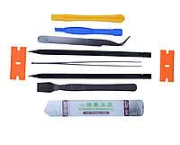 Набор инструментов для ремонта мобильных телефонов 10 в 1 (НИ-1014-4)