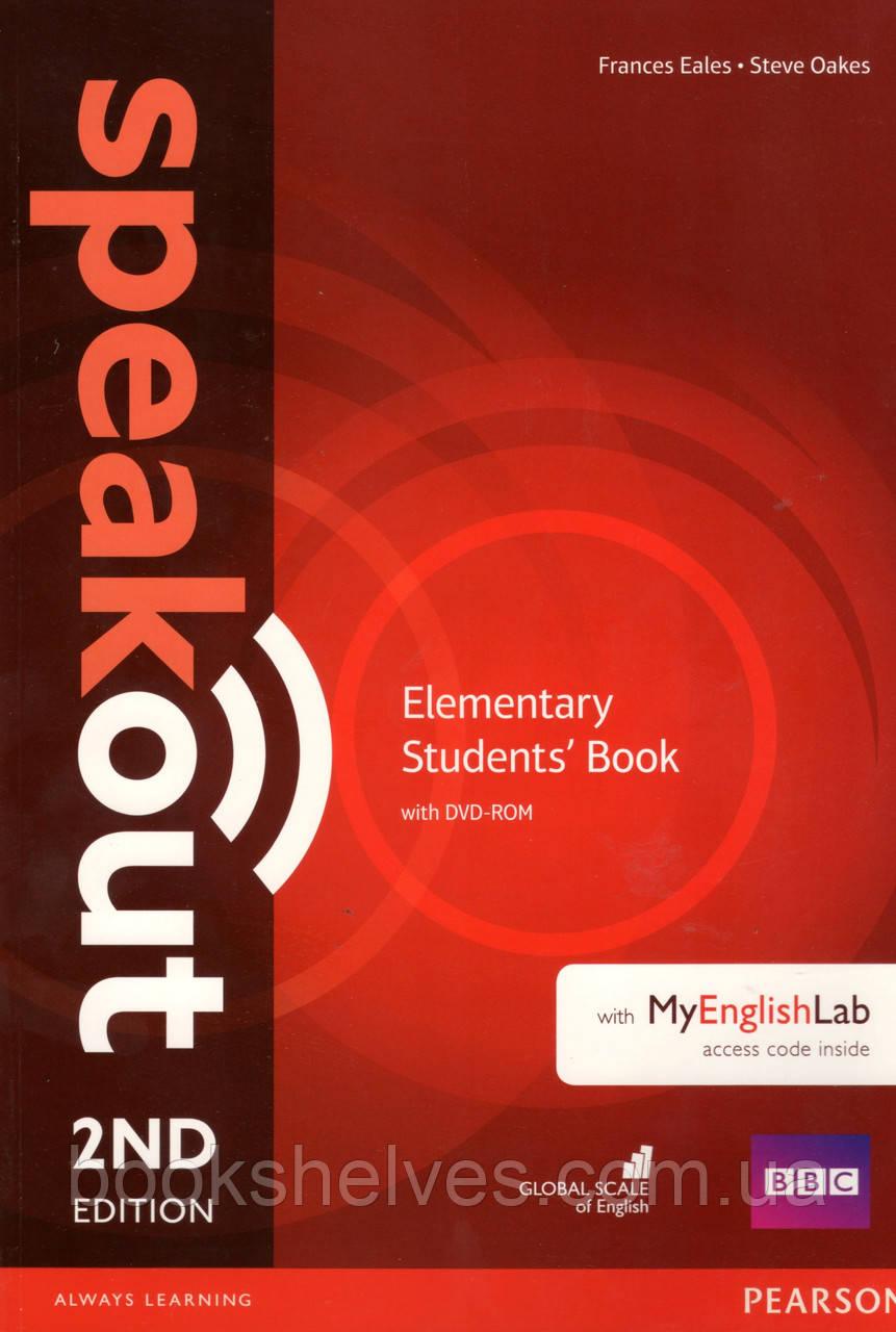 Speak Out 2nd Elementary Student's+Dvd+ online workbook