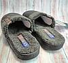 Подростковые тапочки тапки теплые комнатные для дома для мальчика домашние черный 40р 26см, фото 2