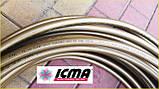 Труба ICMA GOLD-PEX A Icma, 16 х 2 мм, труба для теплої підлоги Італія, фото 5
