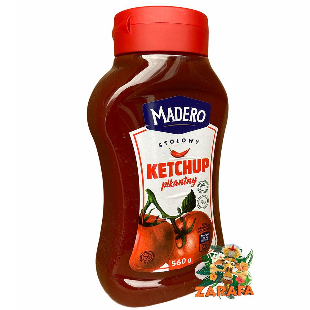 Кетчуп пикантный Madero pikantny