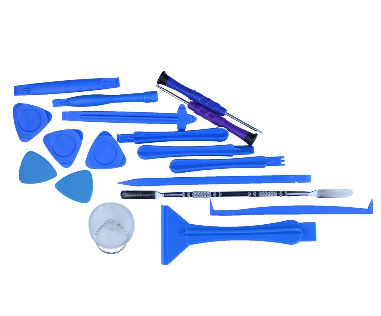 Набор инструментов для ремонта мобильных телефонов 18 в 1 (НИ-1010-2)