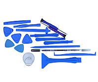 Набор инструментов для ремонта мобильных телефонов 18 в 1 (НИ-1010-2), фото 1