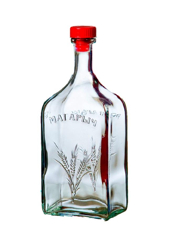 Бутылка стеклянная «Магарычок»1200мл