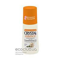 Дезодорант Essence Chamomile&Green Tea Roll-on Crystal 66мл