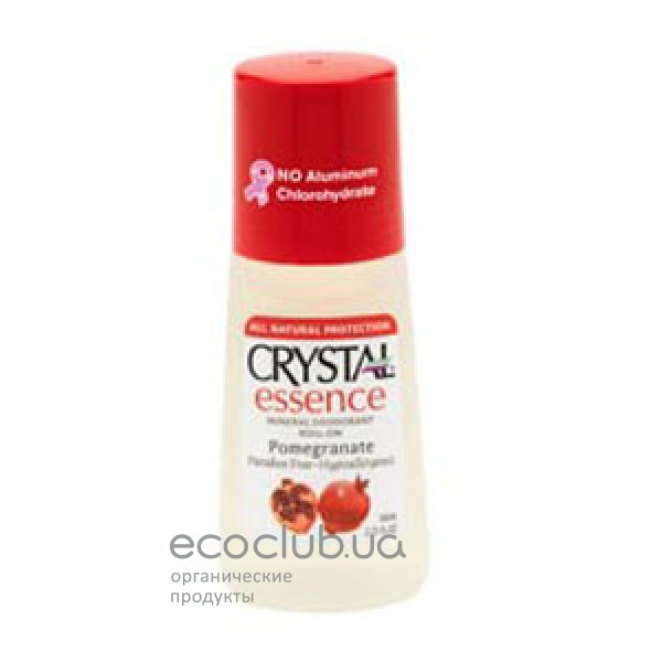 Дезодорант Essence Pomegranate Roll-on Crystal 66мл