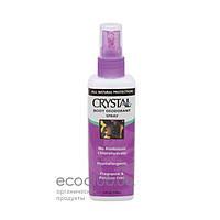 Дезодорант Body Spray Crystal 118мл