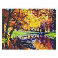 "Алмазная мозаика ""Осенний пейзаж"" GB70592"
