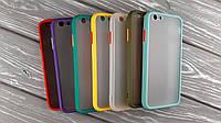 TPU чехол MATT для Apple iPhone 6 / 6S