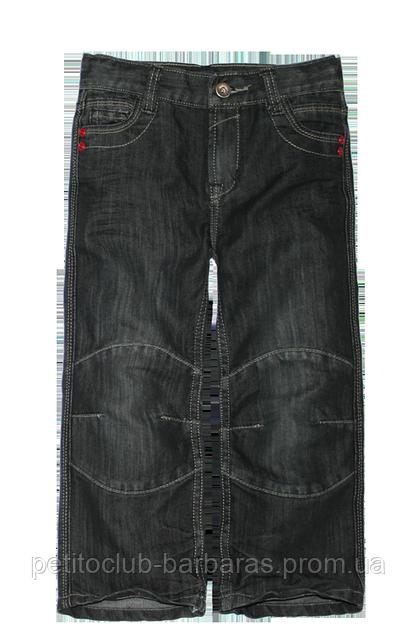 Детские джинсы для мальчика черные (Quadrifoglio, Польша)